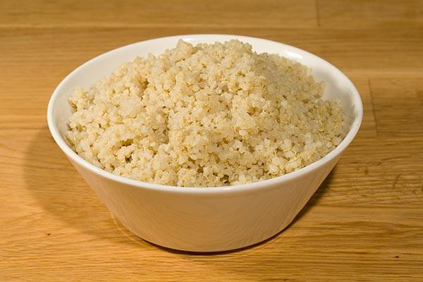 Quinoa i tryckkokare