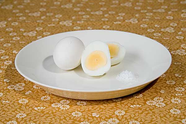 Tryckkoka ägg