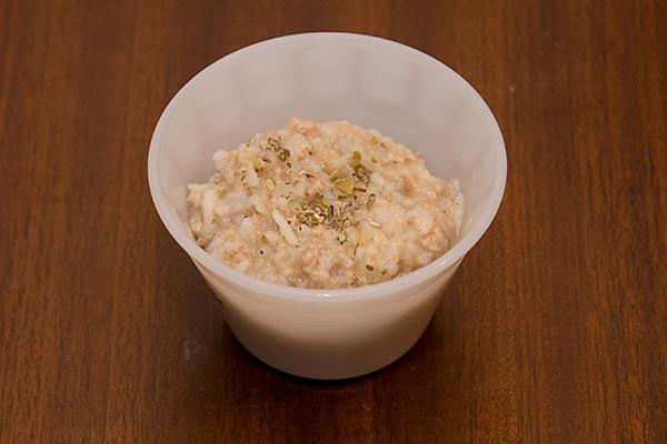 Barnmat - Lammgryta med ris