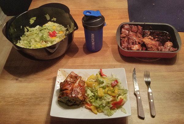 Samuels kött - serveringsförslag