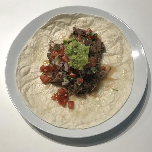 Daniels chili serveringsförslag