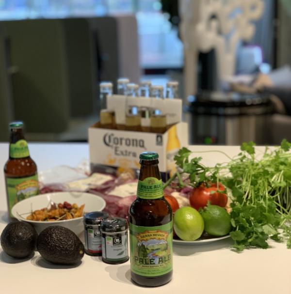 Daniels chili ingredienser