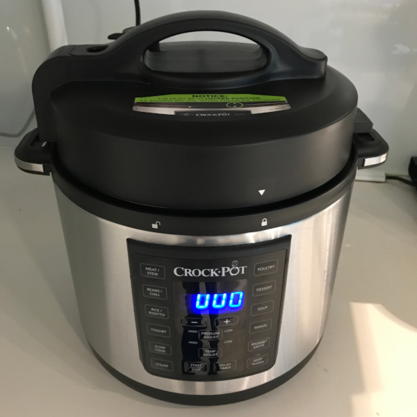 Crock Pot Express